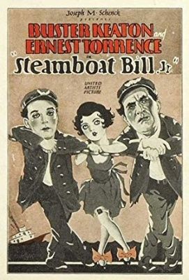 Steamboat Bill ml. - Steamboat Bill, Jr.