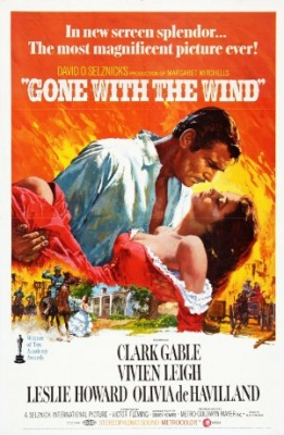 V vrtincu - Gone with the Wind