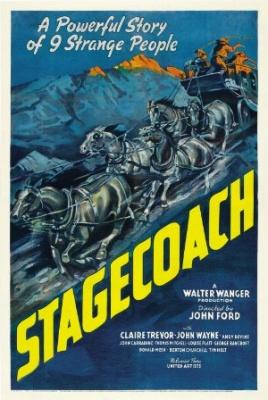 Poštna kočija - Stagecoach