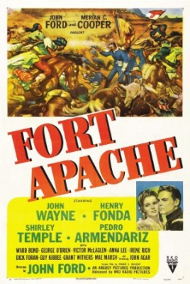 Na apaški meji - Fort Apache