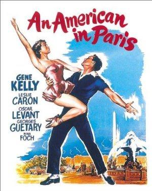 Amerikanec v Parizu - An American in Paris