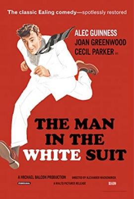 Mož v beli obleki - The Man in the White Suit