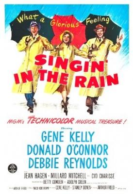 Pojmo v dežju - Singin' in the Rain