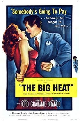 Vroče je - The Big Heat