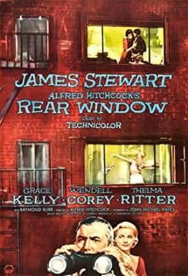 Dvoriščno okno - Rear Window