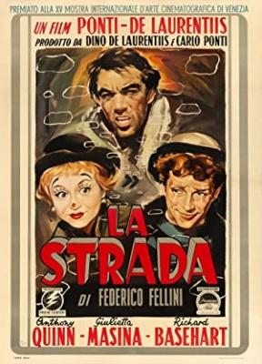 Kinoteka: Cesta - La Strada