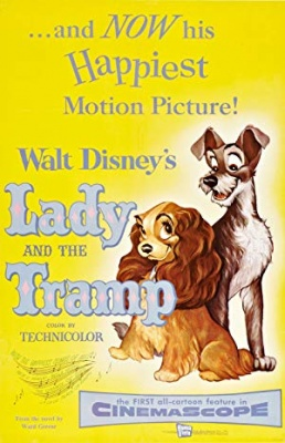 Dama in potepuh - Lady and the Tramp