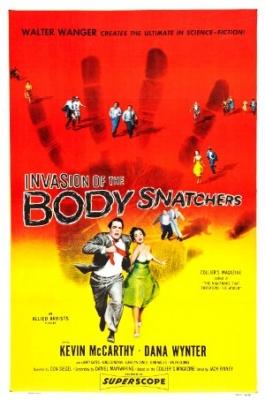 Invazija tretjih bitij - Invasion of the Body Snatchers