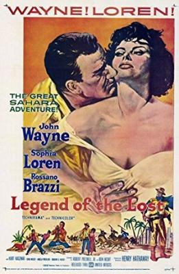 Legenda o izgubljenem - Legend of the Lost