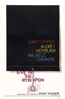 Ljubezen popoldne - Love in the Afternoon