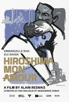 Kinoteka: Hirošima, ljubezen moja - Hiroshima Mon Amour