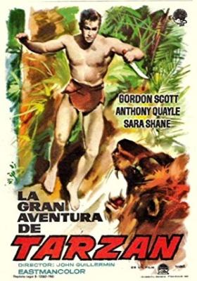 Največja Tarzanova dogovščina - Tarzan's Greatest Adventure