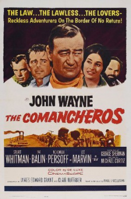 Komančeros - The Comancheros