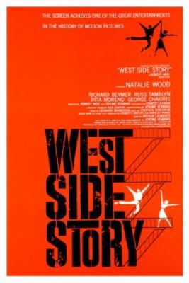 Zgodba z zahodne strani - West Side Story