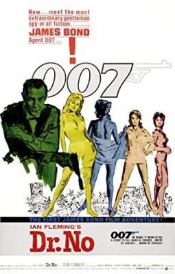 007 - Dr. No, film