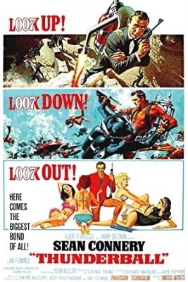 007 - Operacija grom - Thunderball