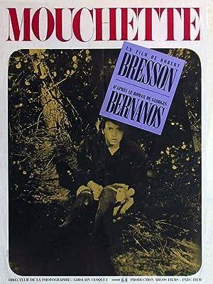 Mouchette, film