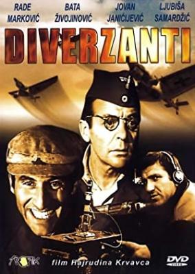 Diverzanti, film