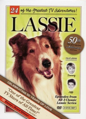 Lassie: Handfordova točka - Hanford's Point: Part 1