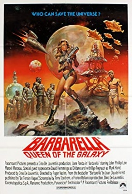 Barbarella, film