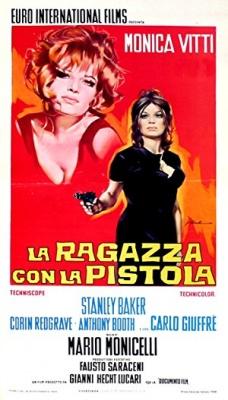 Dekle s pištolo - The Girl with a Pistol