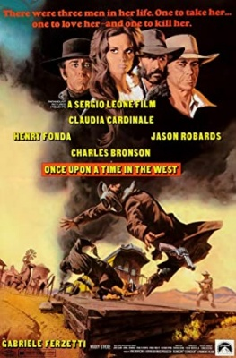 Bilo je nekoč na Divjem zahodu - Once Upon a Time in the West