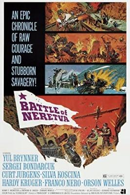 Bitka na Neretvi - The Battle on the River Neretva