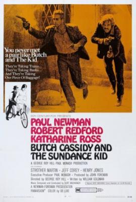 Butch Cassidy in Sundance Kid - Butch Cassidy and the Sundance Kid