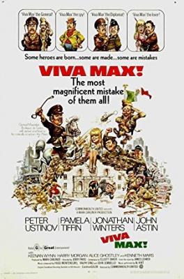 Živel, Max! - Viva Max