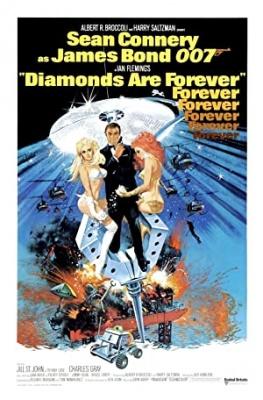 007 - Diamanti so večni, film