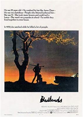 Surova balada - Badlands