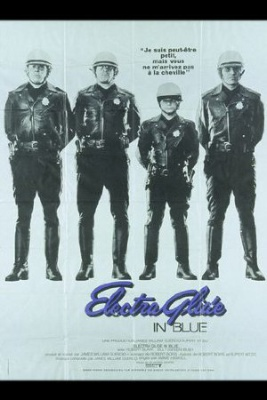 Modri angeli - Electra Glide in Blue