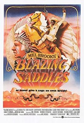 Vroča sedla - Blazing Saddles