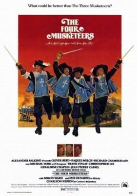 Štirje mušketirji: Miladyjino maščevanje - The Four Musketeers: Milady's Revenge