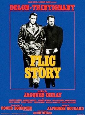 Nevaren poklic - Flic Story