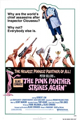 Rožnati panter vrača udarec - The Pink Panther Strikes Again