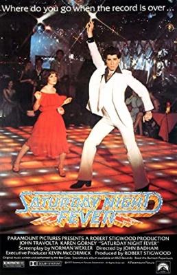 Vročica sobotne noči - Saturday Night Fever