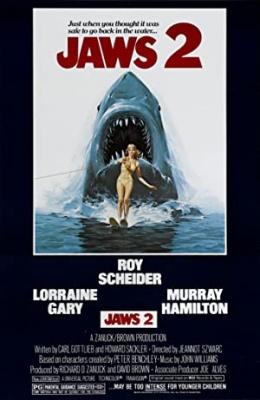 Žrelo 2 - Jaws 2