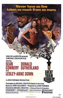 Prvi veliki rop vlaka - The Great Train Robbery