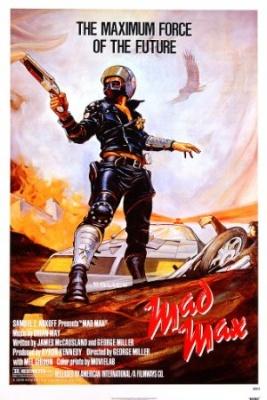 Pobesneli Max - cestni bojevnik - Mad Max