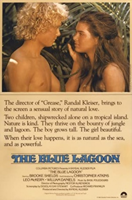 Plava laguna - The Blue Lagoon