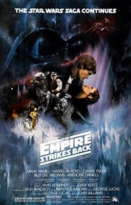 Vojna zvezd: Epizoda V - Imperij vrača udarec - Star Wars: Episode V - The Empire Strikes Back