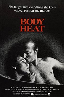 Telesna strast - Body Heat