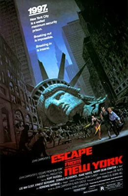 Beg iz New Yorka - Escape from New York