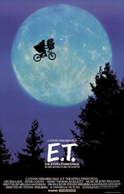 E.T. vesoljček, film