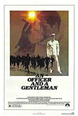 Častnik in gentleman, film
