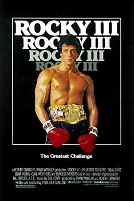 Rocky 3, film
