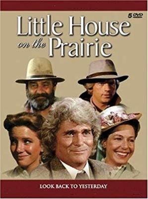 Hišica v preriji - spomini na preteklost - Little House: Look Back to Yesterday