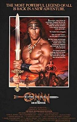 Konan uničevalec - Conan the Destroyer
