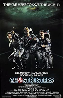 Izganjalci duhov - Ghostbusters